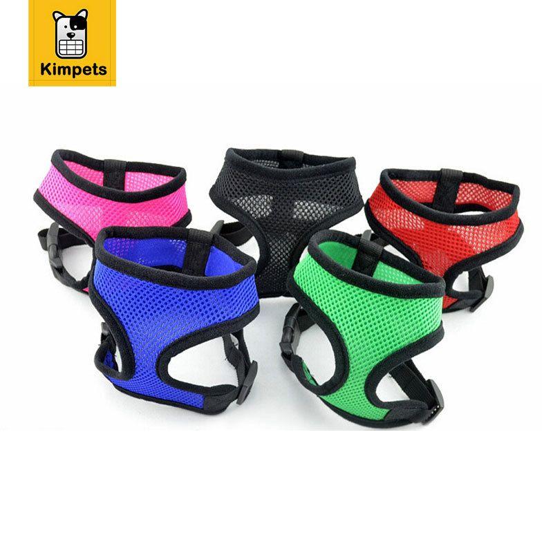 Pet Hundehalsband Hundeleine Zubehör Nette Hundegeschirr Atmungs Harness Für Hunde Pet Katzenhalsband