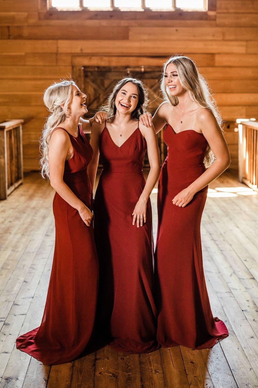 29+ Affordable Red Summer Wedding Dresses