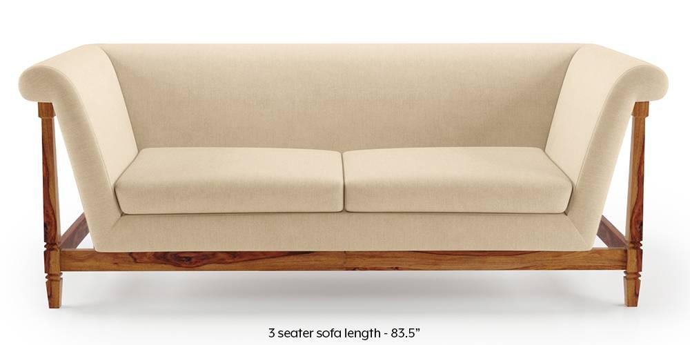 Malabar Wooden Sofa (Birch Biege) By Urban Ladder | Wooden Sofa, Wooden Sofa Designs, Wooden Sofa Set