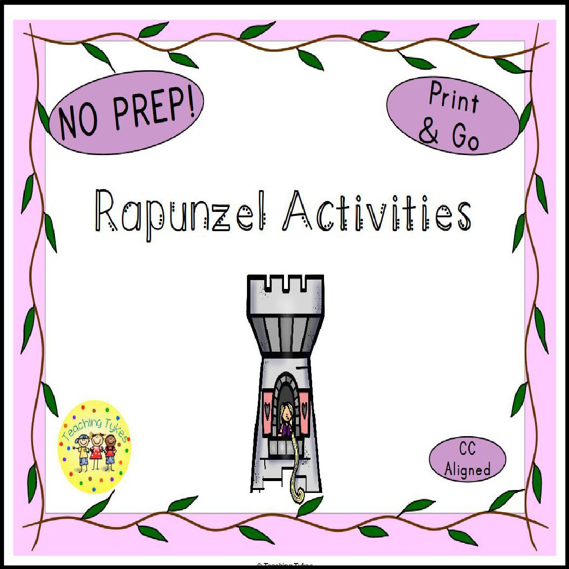 Rapunzel Activities Rapunzel Fairytales