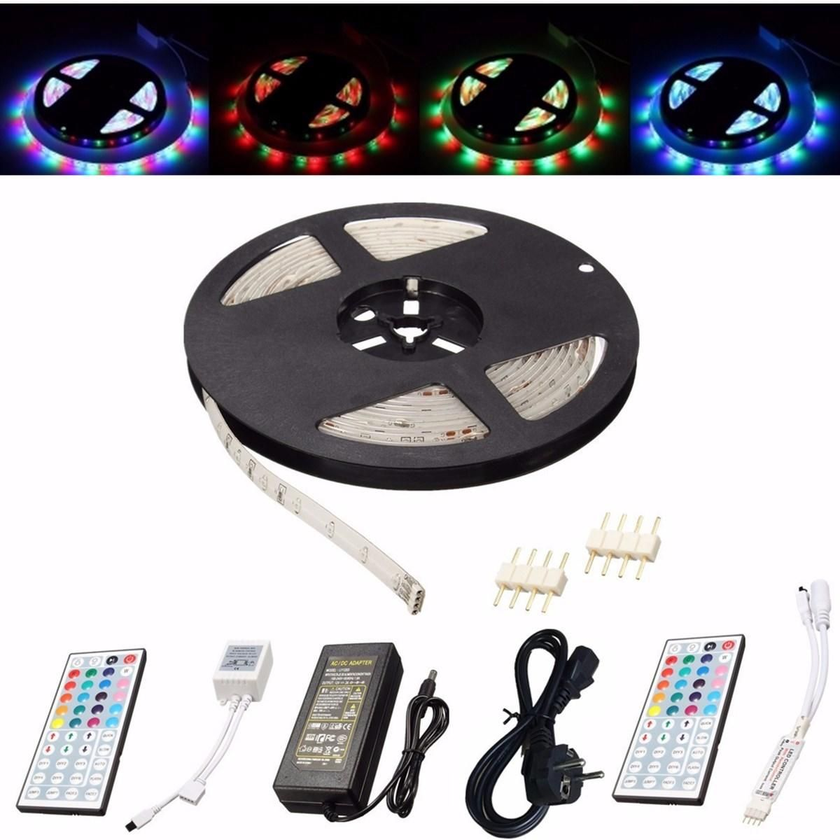 Objective Led Strip Light Led Pir Flexible Lamp Strip 2835 Smd Motion Sensor Lamp Bed Cabinet Stairs Bar Dimmable 5v Backlight Tv Light Led Strips