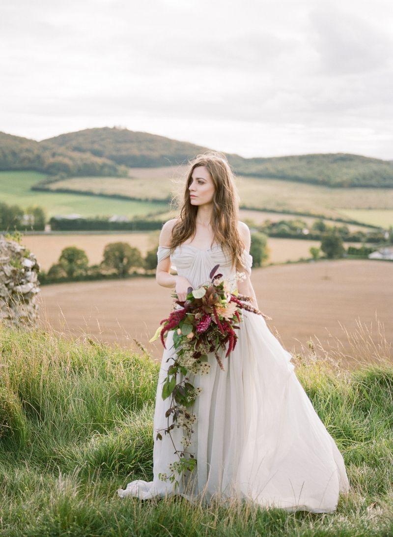 Bonafidebride diy project sweet whimsical paper lanterns - Magnolia Rouge Rock Of Dunamase Ireland Kayla Yestal All Things Lovely Paper