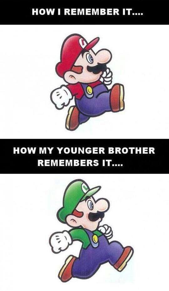 Pin By Jessie Vanbuskirk On Inspo Dark Memes Mario And Luigi Do You Remember
