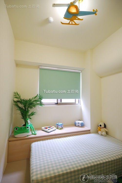 Fresh modern elegant decoration bedroom design 2015