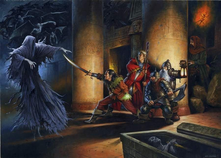 Adventure Party   Fantasy artwork, Fantasy, Dnd art