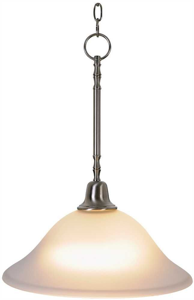 Sonoma Pendant Down Light Fixture With One 40 Watt Compact Type Fluorescent Lamp 15