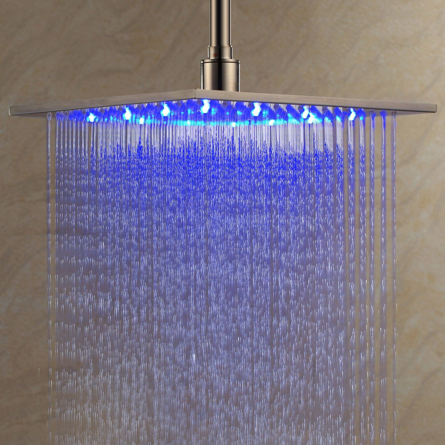 Best Led Shower Head Reviews In 2020 Led Shower Head Shower Heads Led Color Changing Lights
