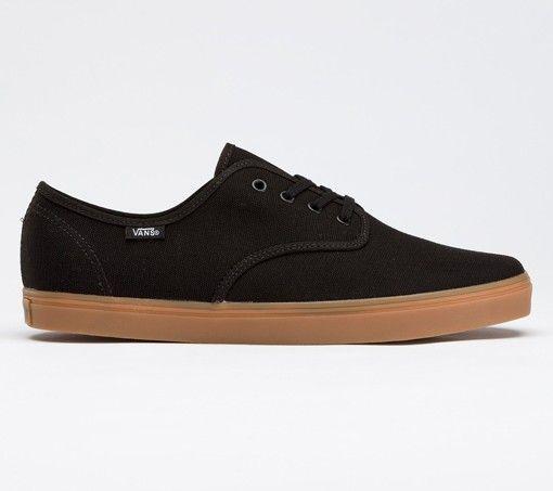 Vans Madero Black/Gum | Classic shoes