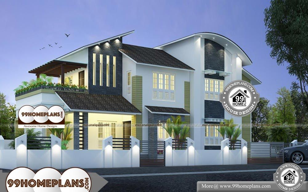 2 Storey Homes Design For Small Lot with Low Budget