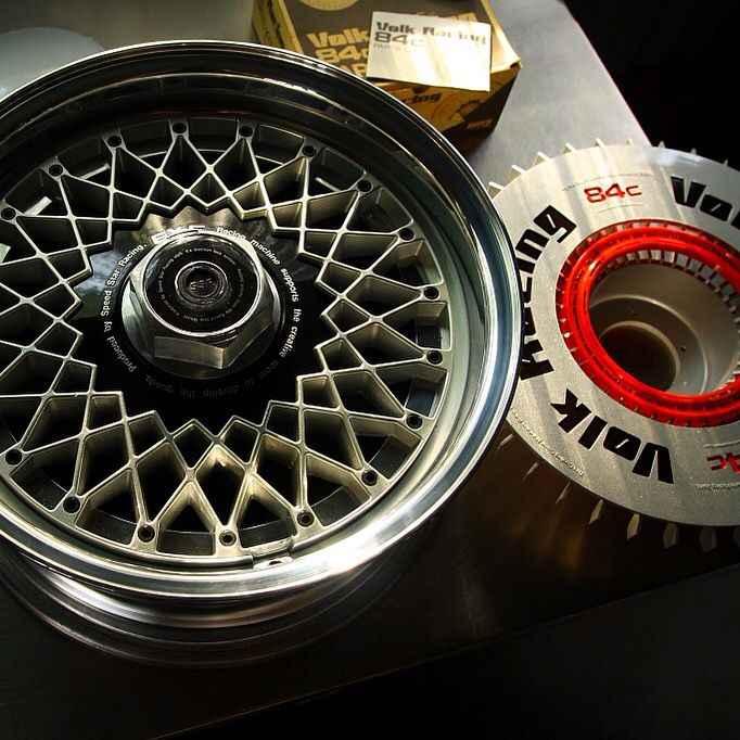 Ssr Ex C Mesh With Volk Racing Turbo Fan 84c Автомобили
