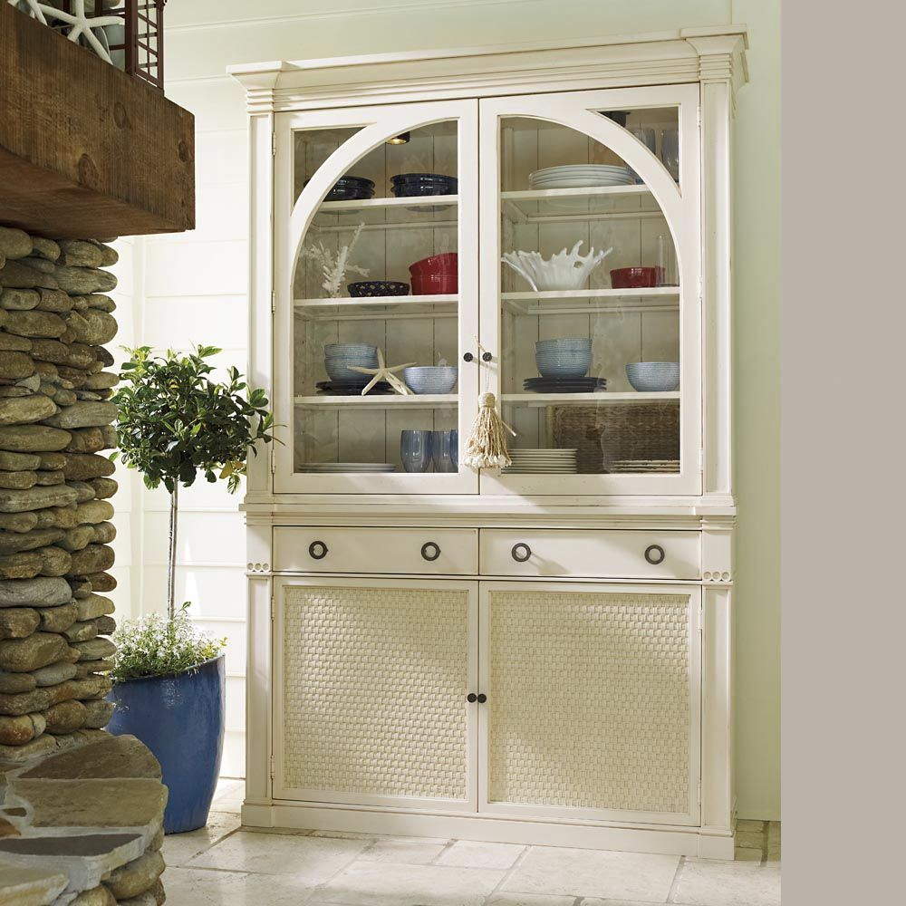 Chinacabinet bassett dining room pinterest china cabinets