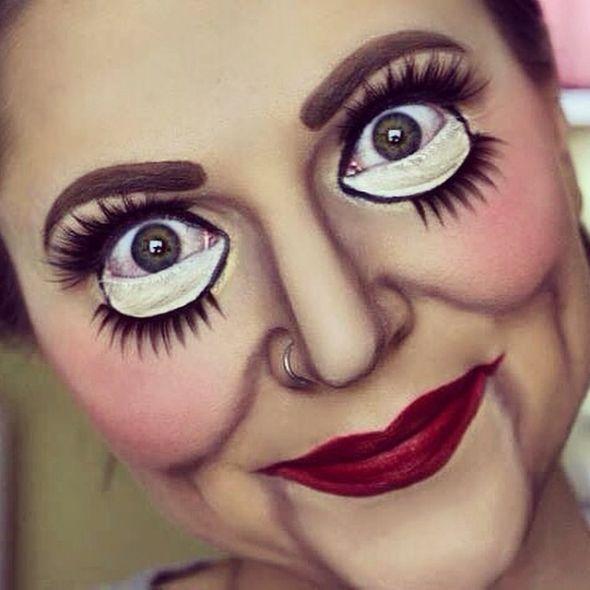 Maquillaje de Halloween adornado – Nuevo sitio