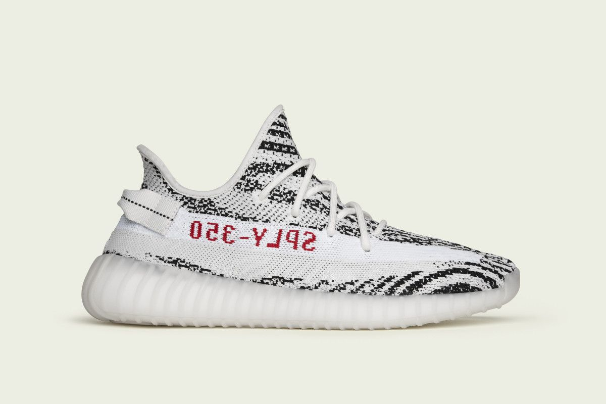 The adidas YEEZY BOOST 350 V2
