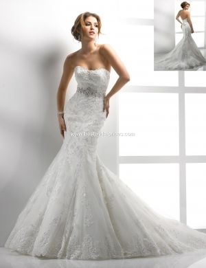 Sottero and Midgley Veronica - fit and flare?