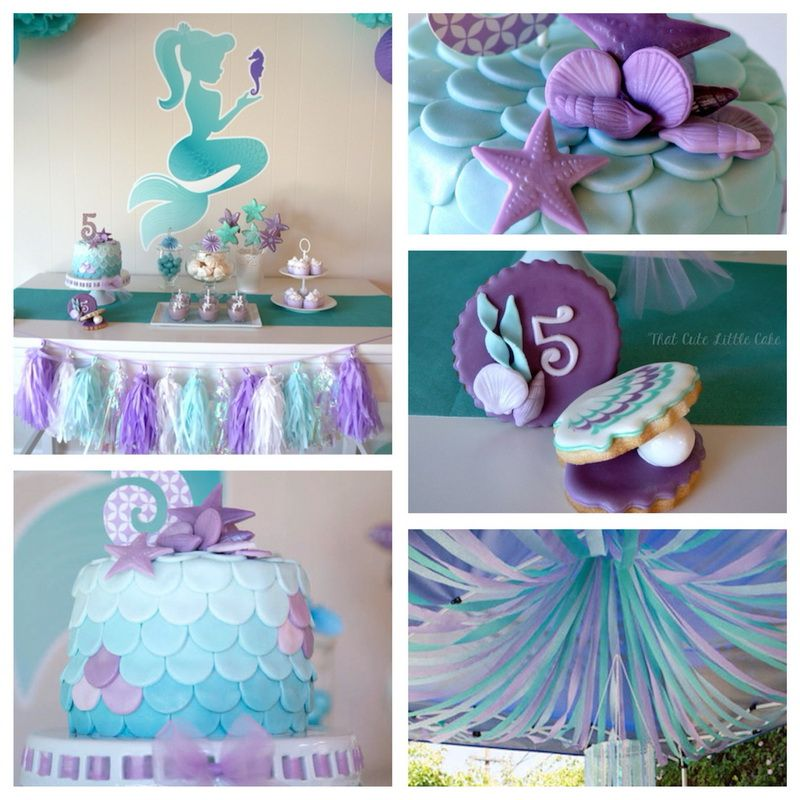 Little Mermaid Baby Shower Is An Awesome Ideas You Have To Select, Baby  Shower