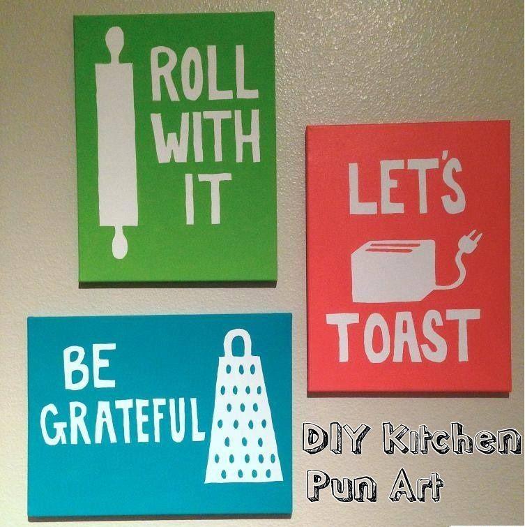 Cool Kitchen Signs: Kitchen Decor, Kitchen Wall Art