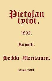 lataa / download PIETOLAN TYTÖT (NÄKÖISPAINOS) epub mobi fb2 pdf – E-kirjasto