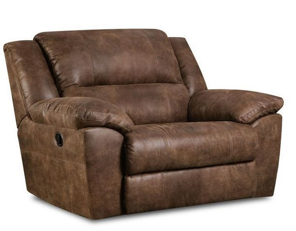 Big Man Recliner Chair wide power Simmons leather /  sc 1 st  Pinterest : recliners for men - islam-shia.org
