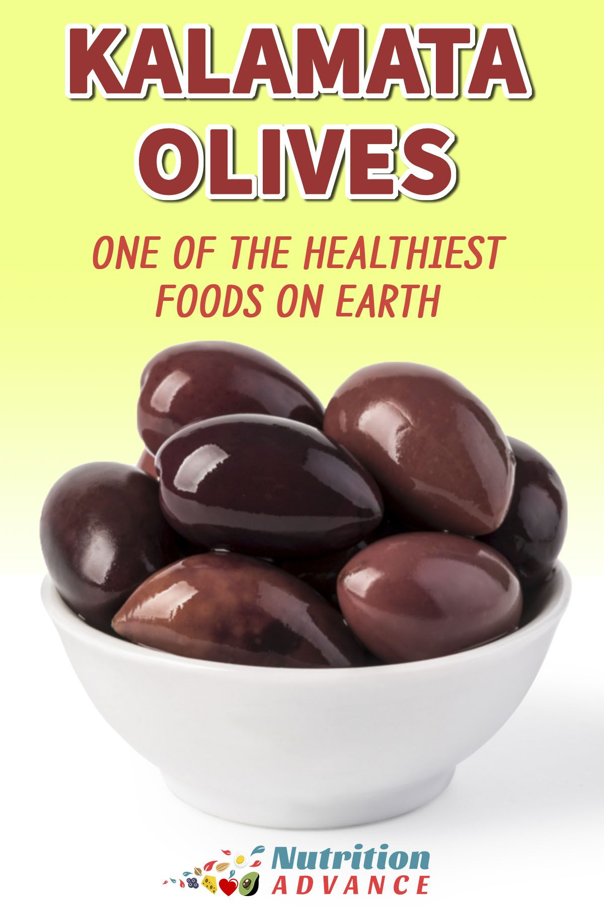 Kalamata Olives One Of The Healthiest Foods On Earth Low Carbohydrate Diet Food Healthy