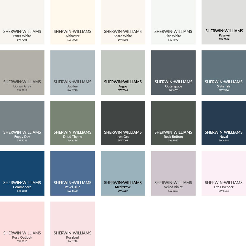 Get The Coupon Pottery Barn Paint Colors Pottery Barn Paint Sherwin Williams Colors