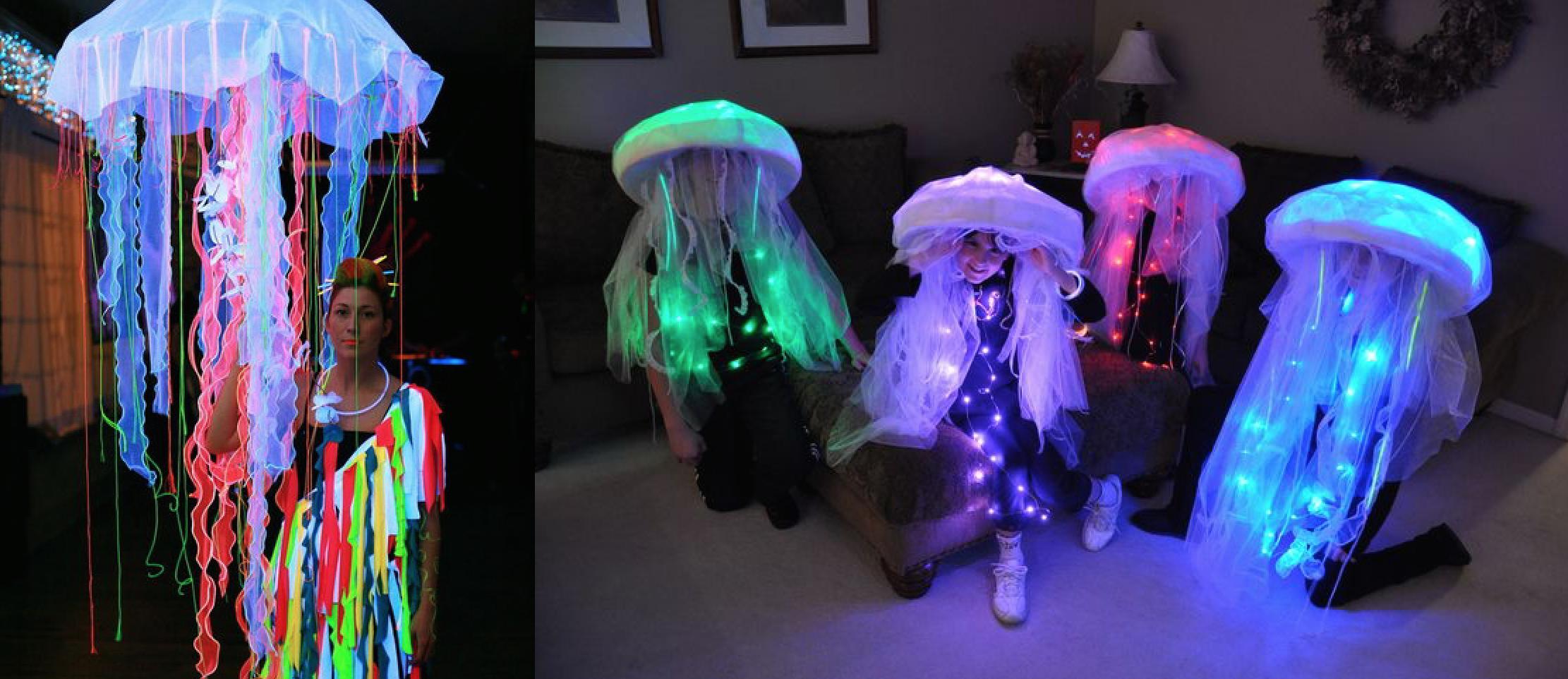 Resultado de imagen para jellyfish costume | disfraz yo | Pinterest