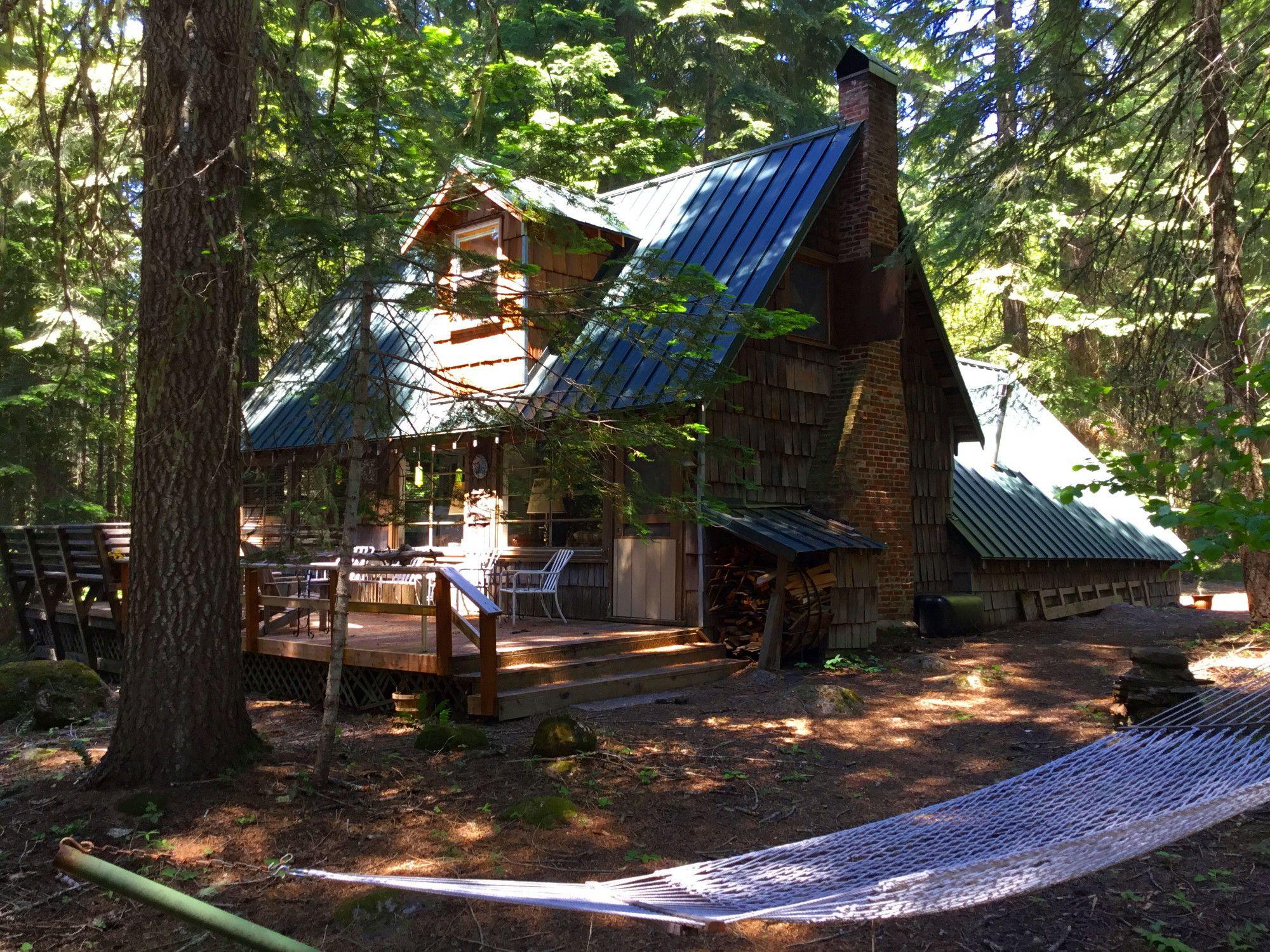 Fish Lake Oregon Cabin For Sale G4 Landline Real Estate Llc Cabins For Sale Cabin Cottage Homes