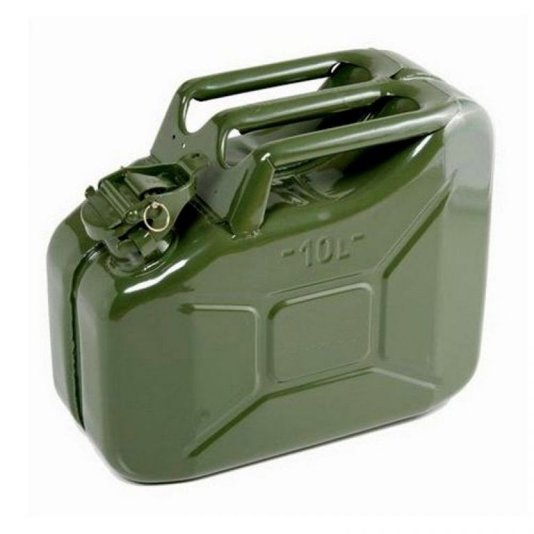 Jerry Can 10 Litre Maefare 4x4 Centre Jerry Can Bug Out Vehicle Petrol