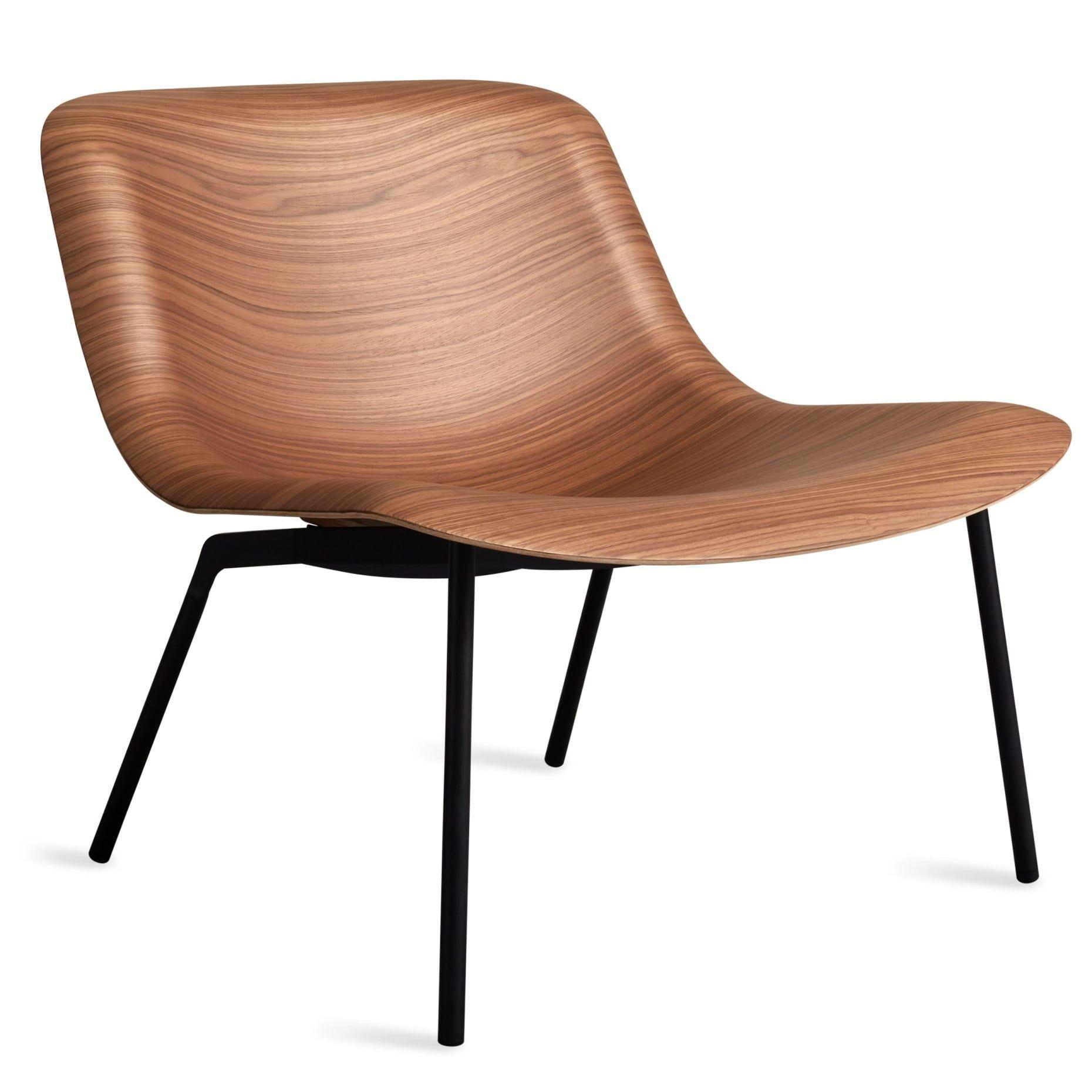 Brilliant Nonesuch Lounge Chair Walnut Furnitureand Lamps Creativecarmelina Interior Chair Design Creativecarmelinacom