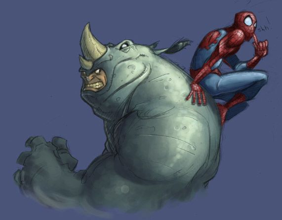 Paul Giamatti to Play The Rhino in SPIDER-MAN2! - News - GeekTyrant