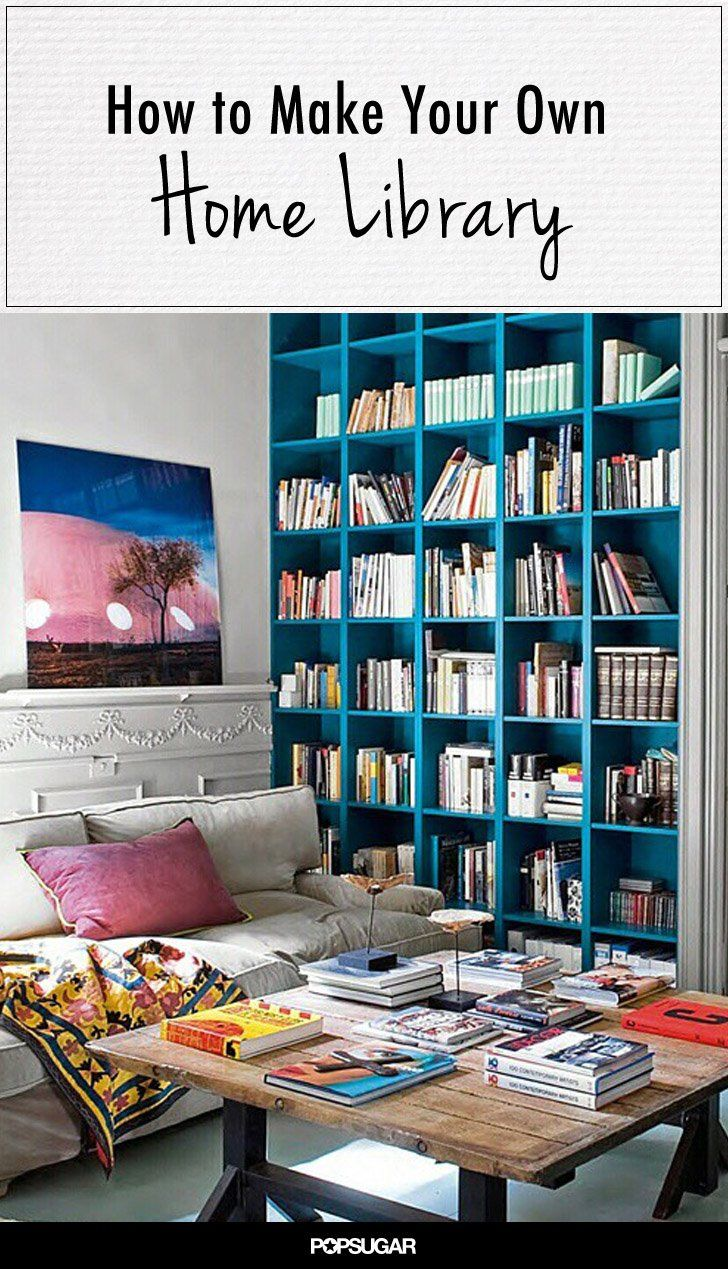 Your guide to creating a topshelf home library blue floor