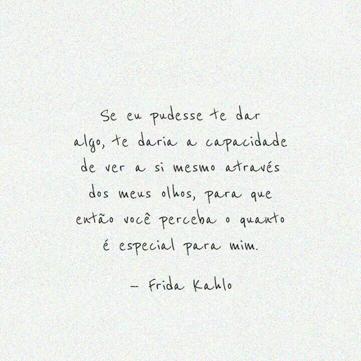 Especial Pra Mim Frases Love Quotes Quotes E Words