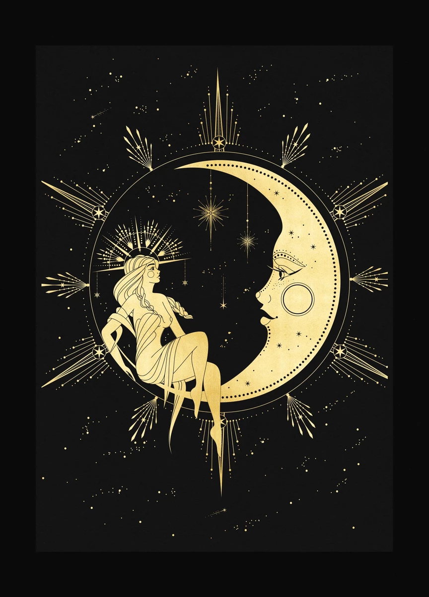 The Witch & The Moon