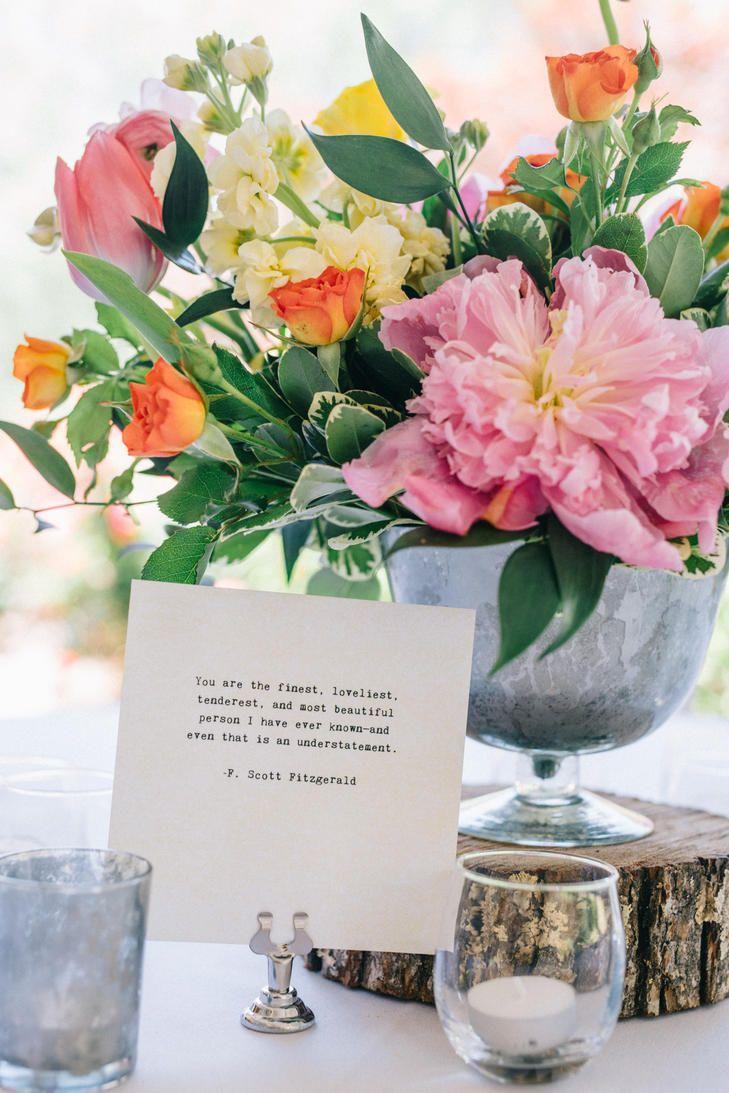 Love quote centerpieces love this idea wedding bells for her love quote centerpieces love this idea junglespirit Gallery