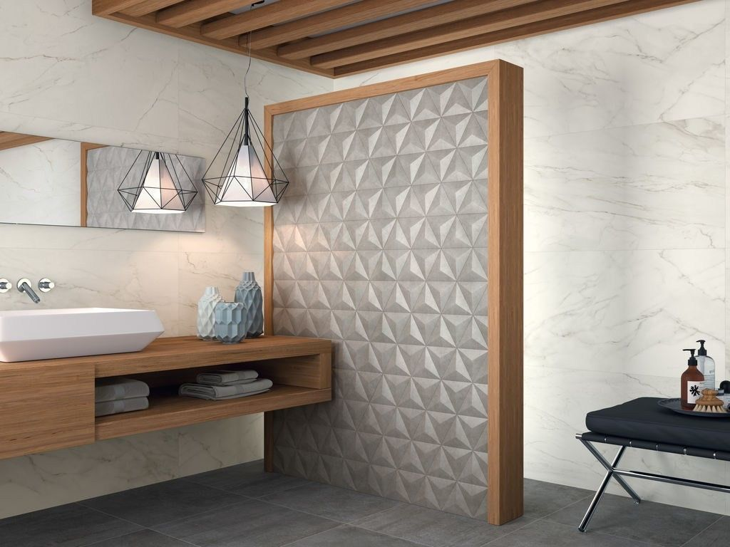 White Paste Wall Tiles Level By Zyx Bathroom Decor Wall Tiles Bathroom Trends