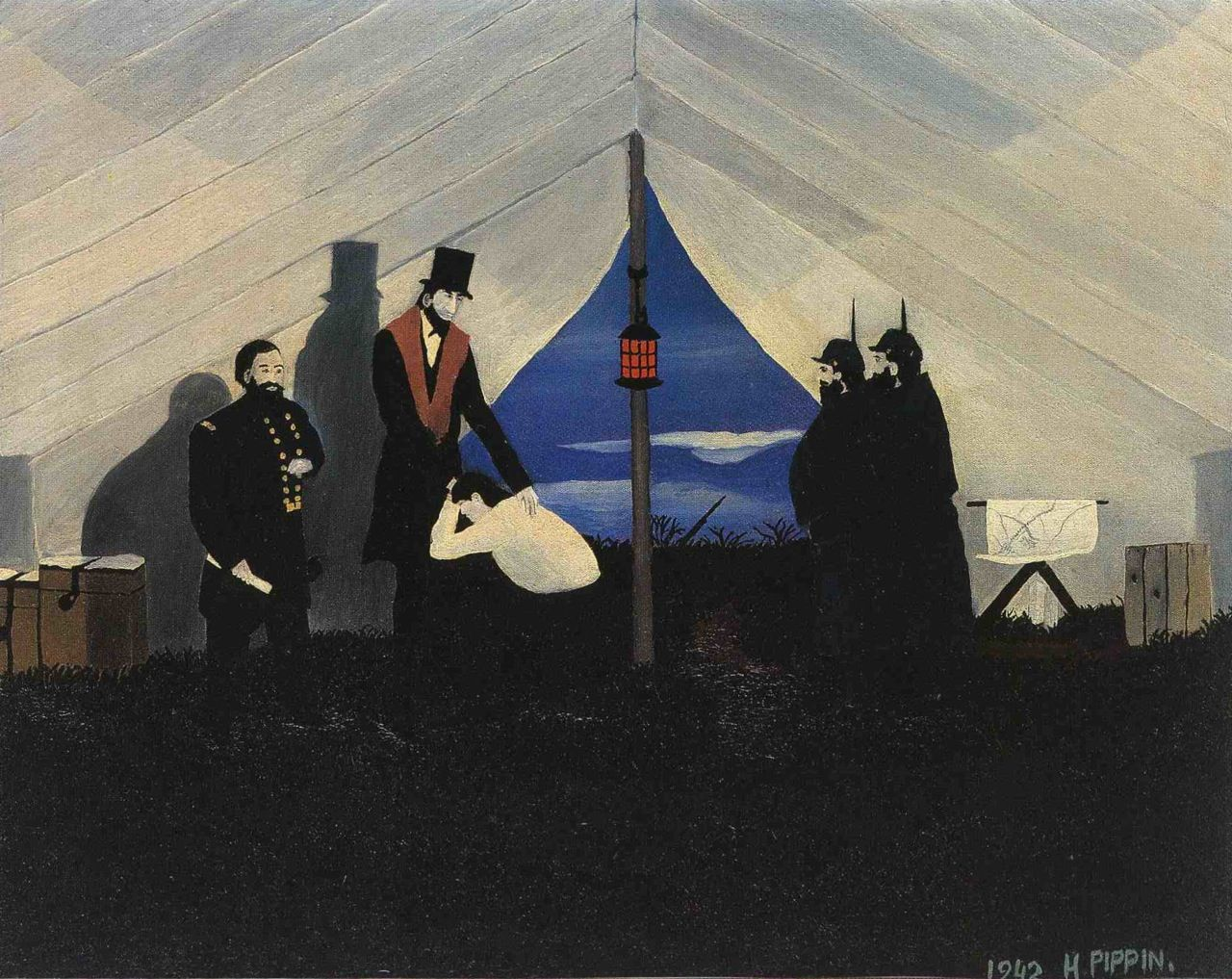 Horace Pippin Paintings