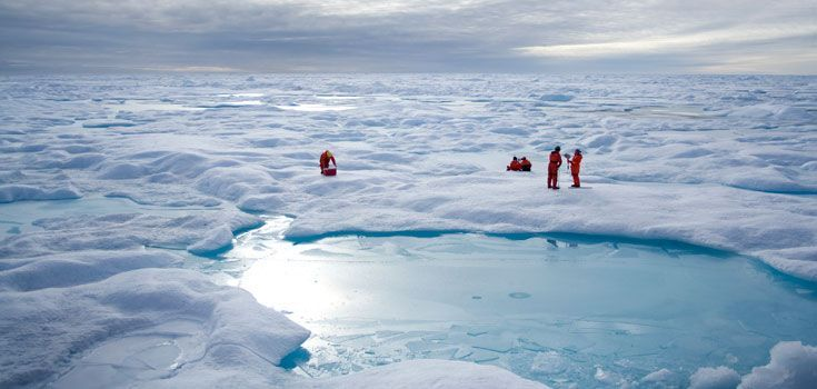 Arctic research - chemistry with Plymouth University