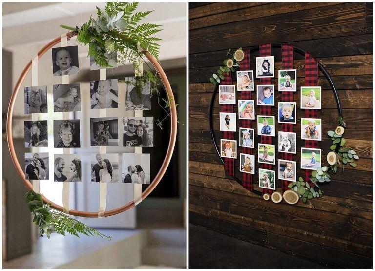 6 Pomyslow Na Dekoracje Sali Weselnej Z Hula Hop Blog Slubny Holiday Decor Holiday Decor