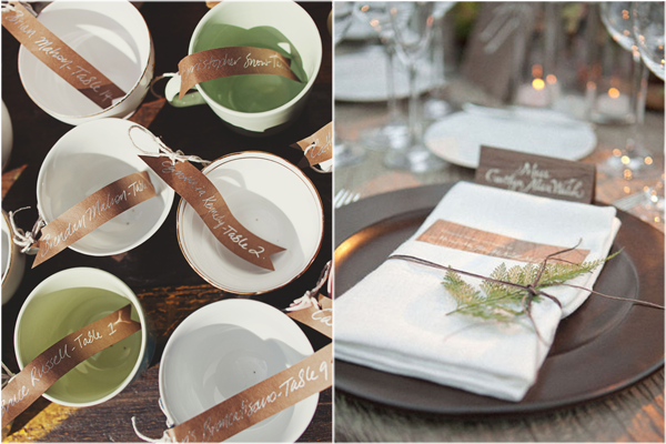 The differences between escort cards, place cards and seating ...