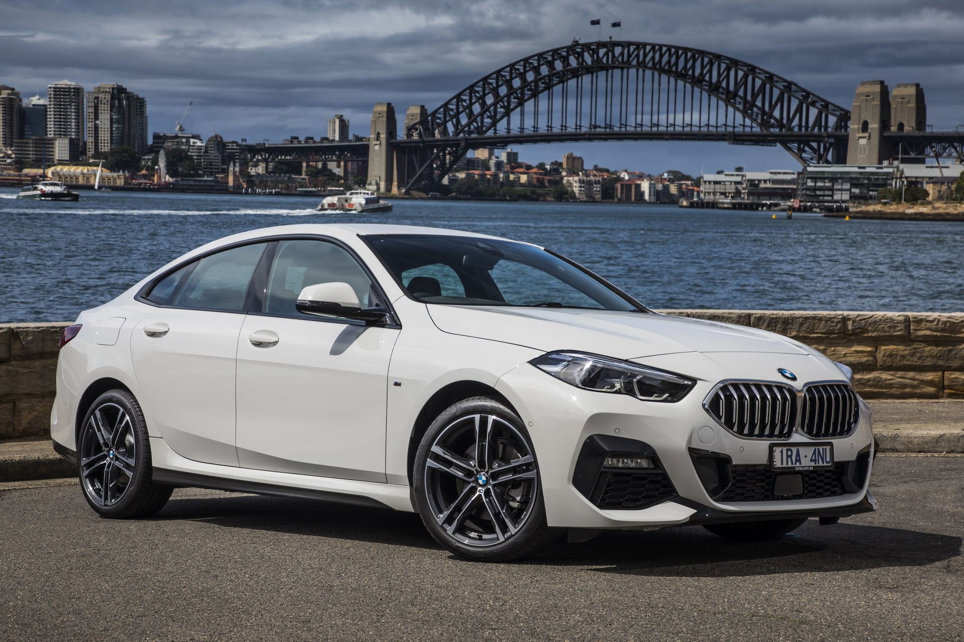 BMW 218i Gran Coupe priced from AUD 47,990 on Australian