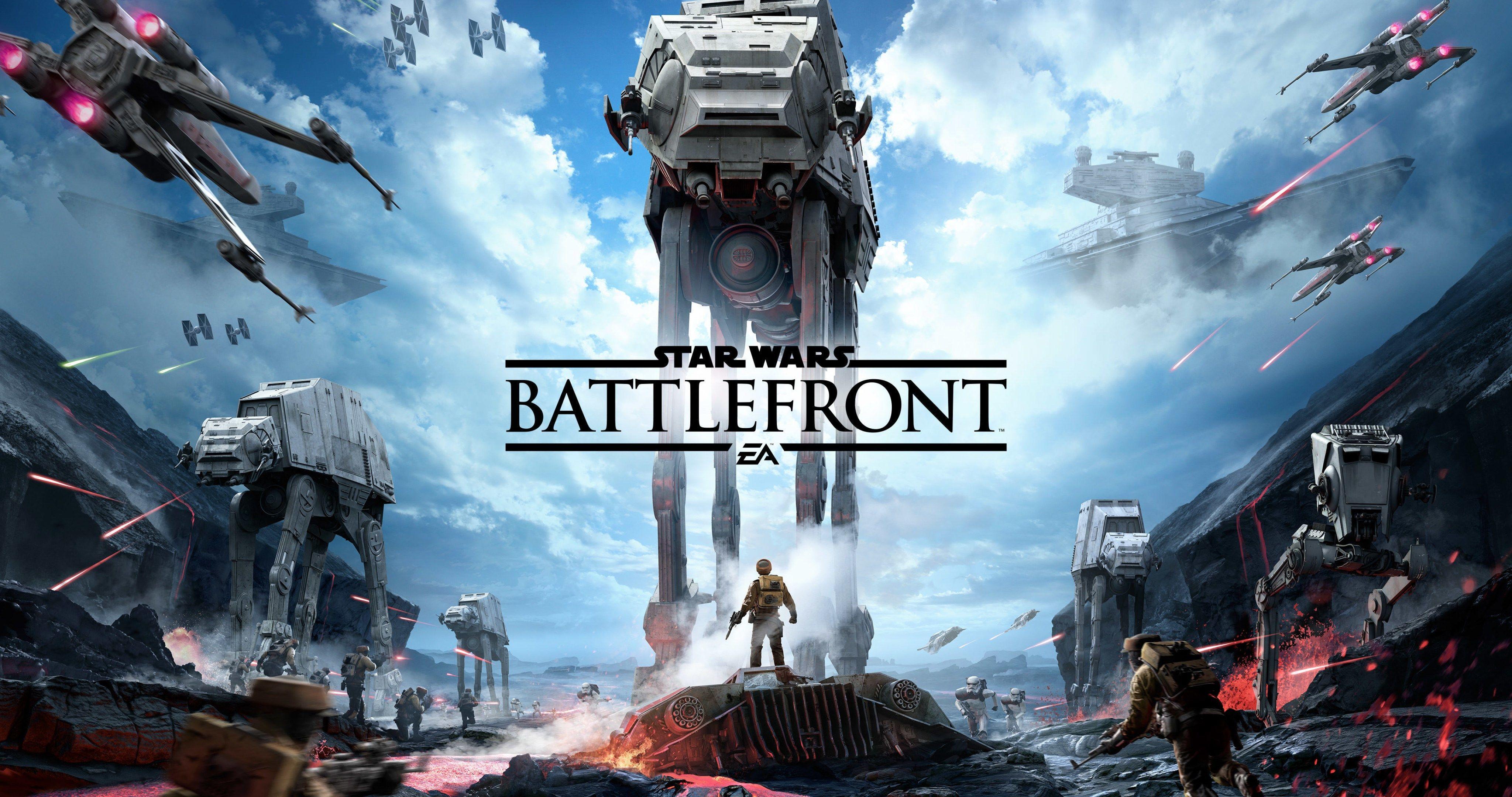 Star Wars Battlefront 4k Ultra Hd Wallpaper Star Wars