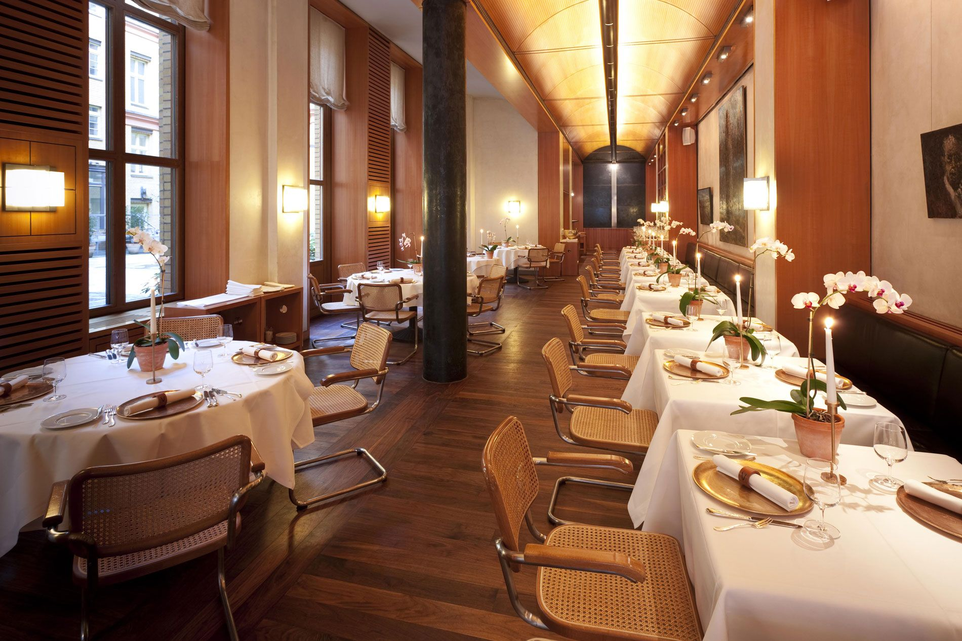 Restaurant VAU is listed in many \'top 10 restaurant\' lists | Mitte ...