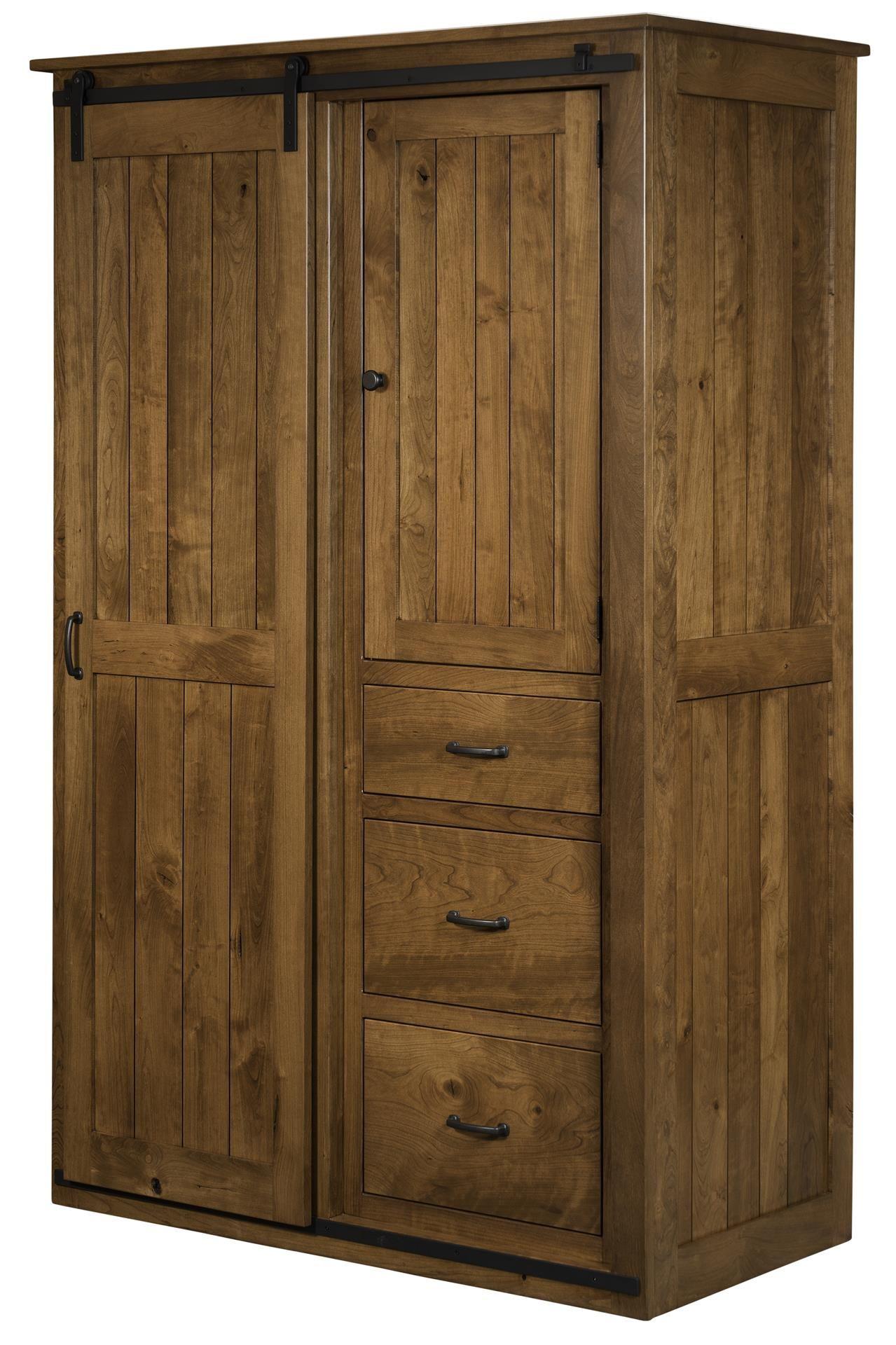 Sliding Barn Door Wardrobe Cabinet Sliding Barn Door Closet