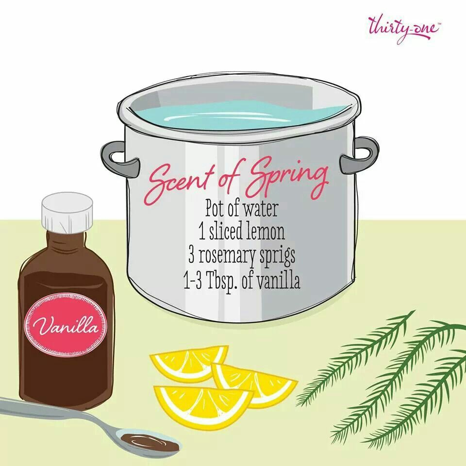 Make Your House Smell Good! Bring To Boil And Then Let It Simmer.