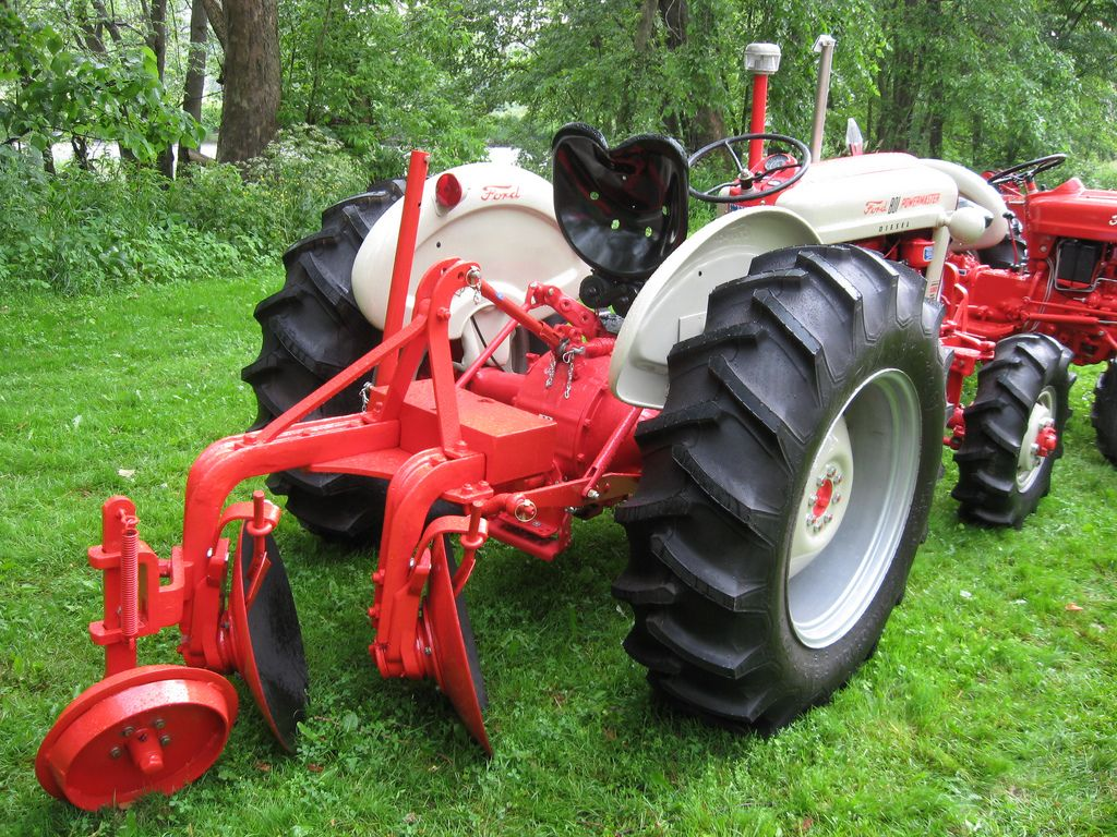 Ford Tractor Accessories : Ford powermaster tractors pinterest