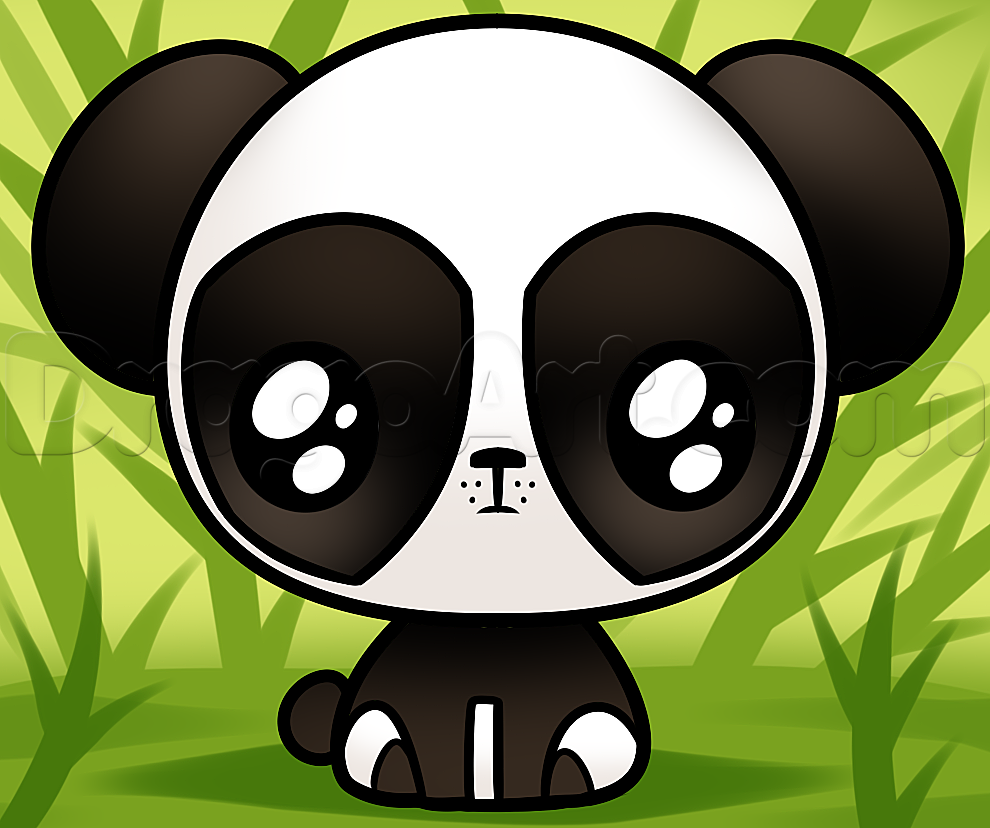 Super Duper Cute Wallpapers How To Draw A Kawaii Panda Step By Step Characters Pop