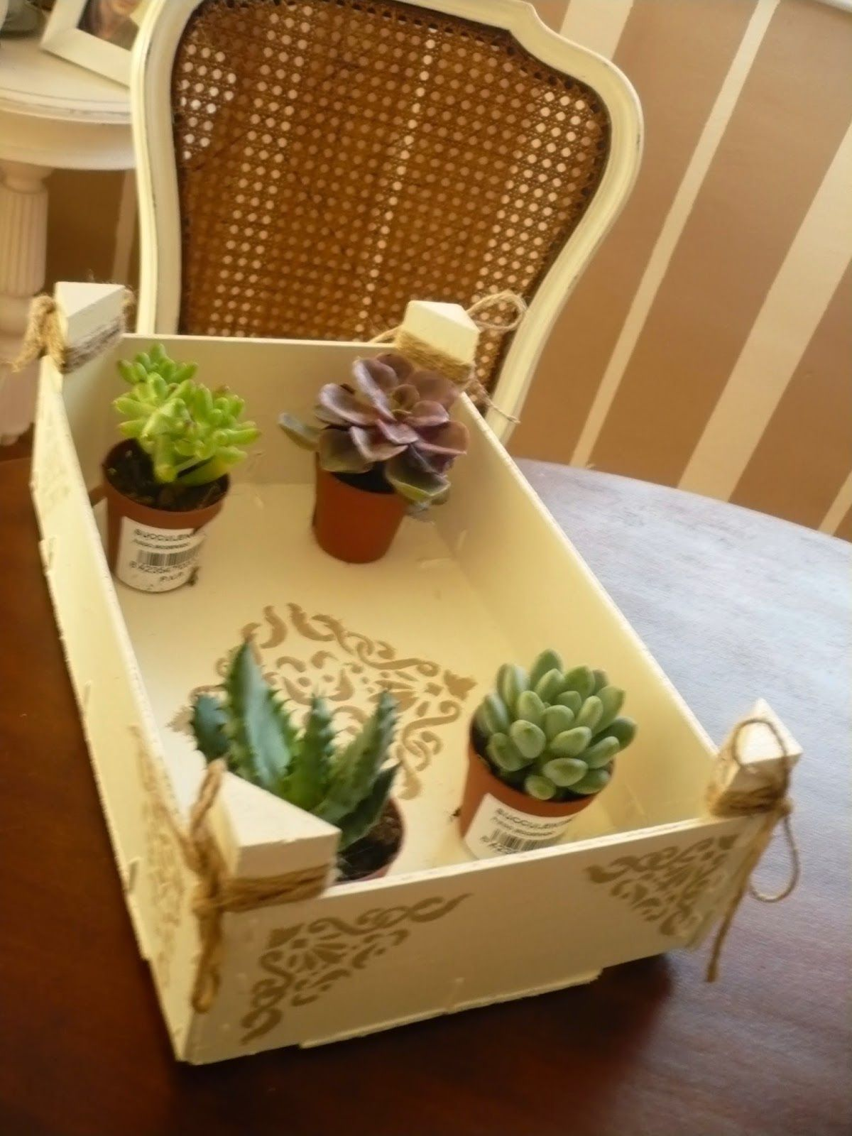 Cajas de fresas tuneadas cerca amb google caixes - Decorar cajas de madera manualidades ...