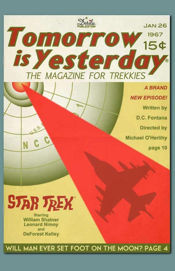 11/29/16 12:14a Star Trek ''Tomorrow Is Yesterday''