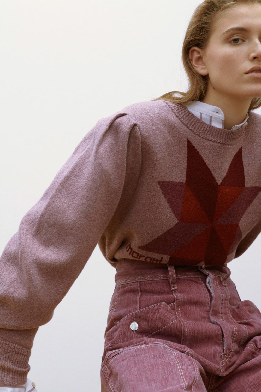 Étoile Isabel Marant PreFall 2019 Fashion Show Fashion