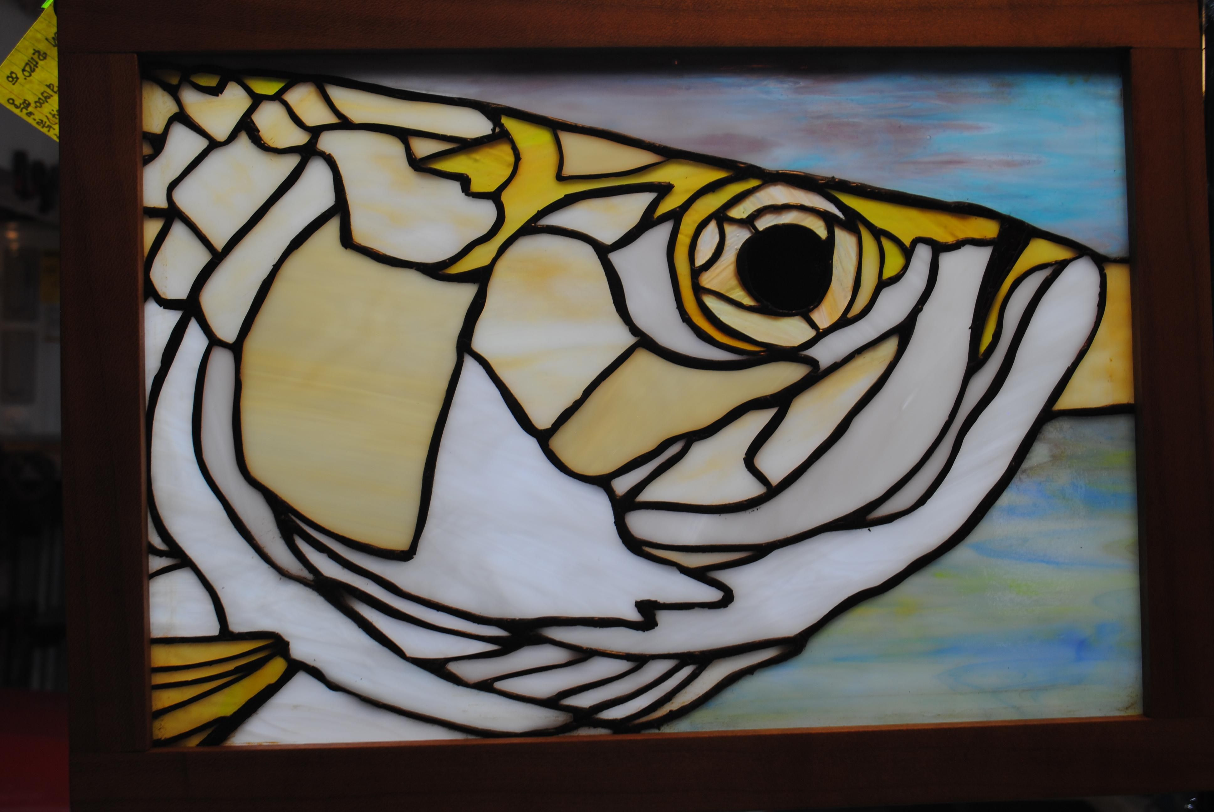 Tarpon - Delphi Artist Gallery by gdg Glass Creations