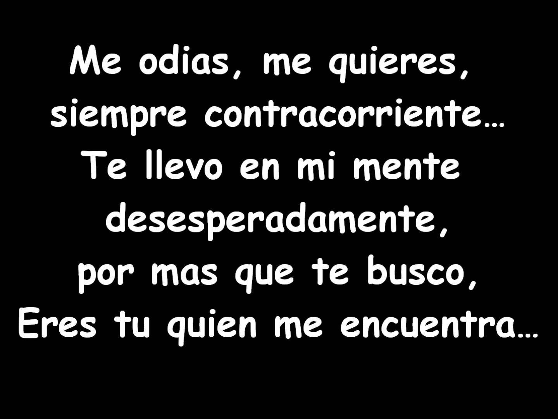 Blanco y Negro - Malú Letra (Official Lyrics)